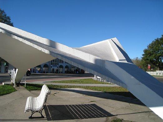 Müther - Buswartehalle