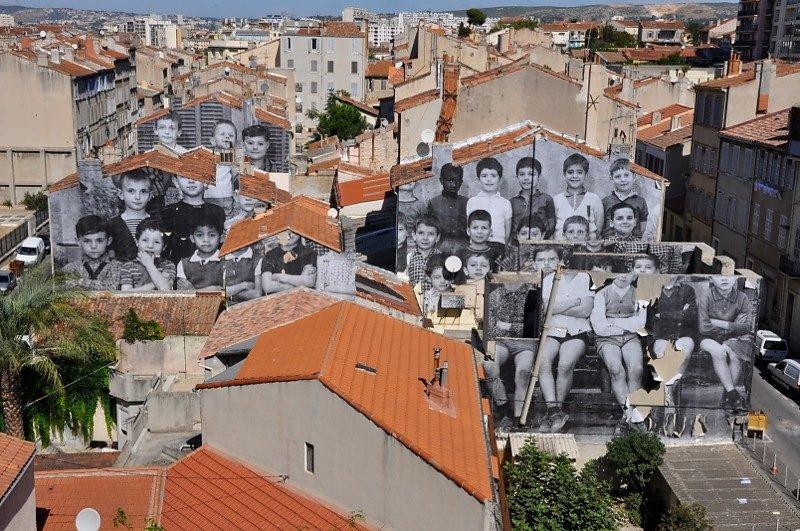 JR in Marseille