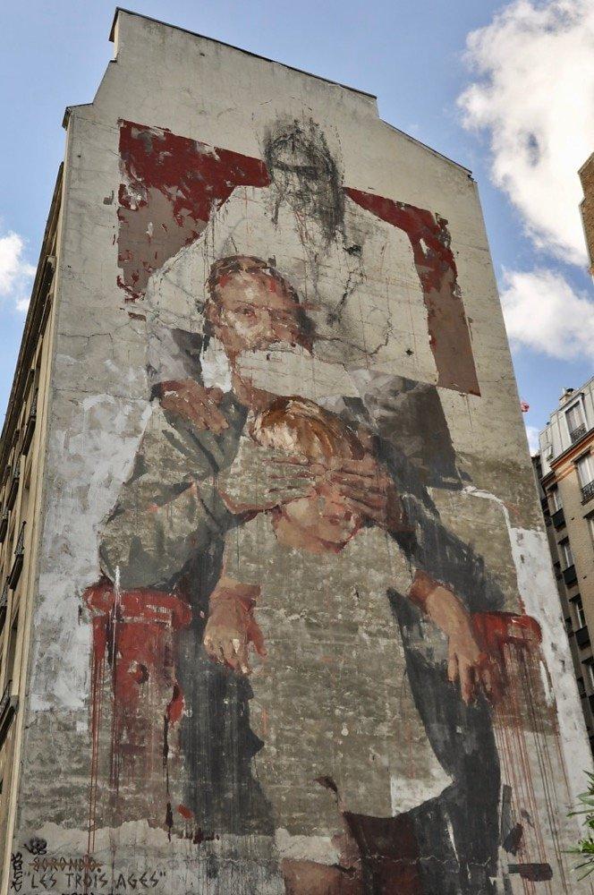 Paris Murals