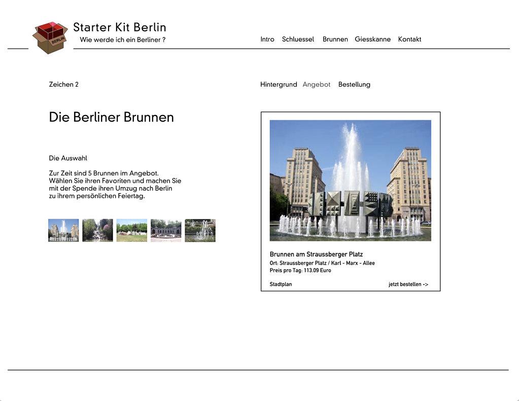 Starter Kit Berlin